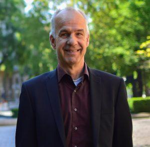Portrait von Stefan Poehling Geschäftsführer GEWI